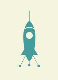 Blue-Rocket